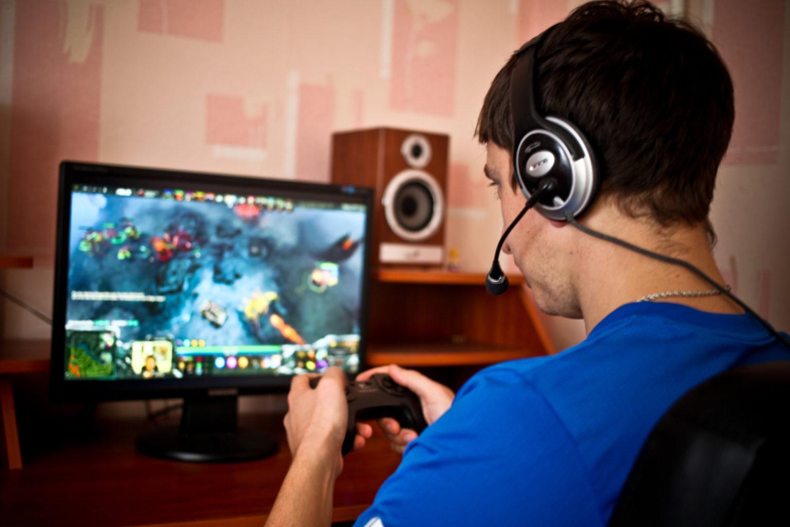 PC Gamer или видеоигра: что лучше для детей?