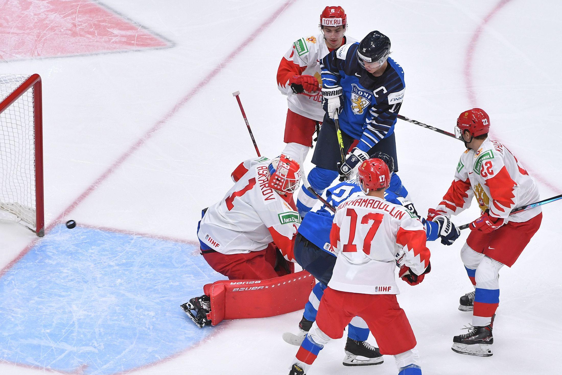 Чемпионат мира по хоккею 2021 года